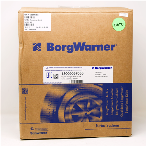 13009097055_BorgWarner Super Core