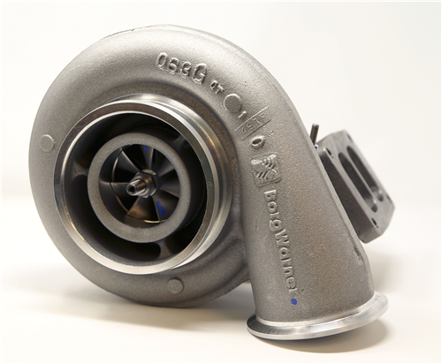 169012_BORGWARNER Turbocharger