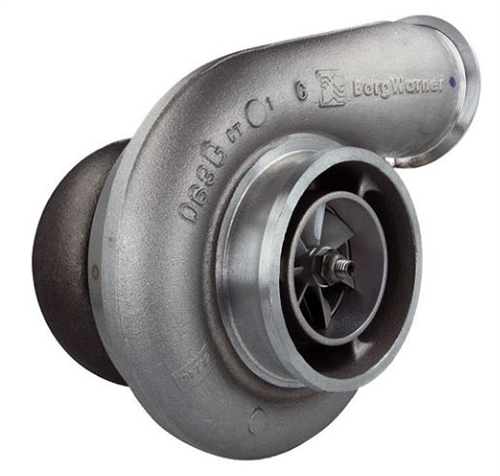 177101_BORGWARNER Turbocharger