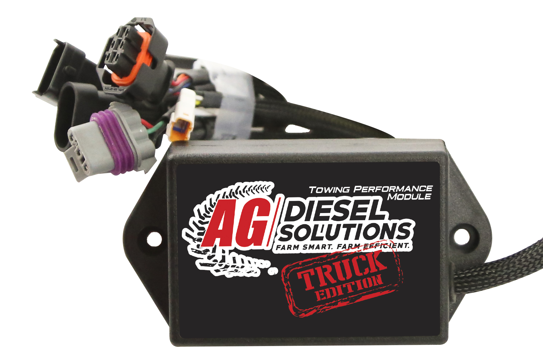 21100_Ag Diesel Solutions Electronic Performance Module for  04 - 10 6.6L Duramax Engines (LLY,LBZ, & LMM)
