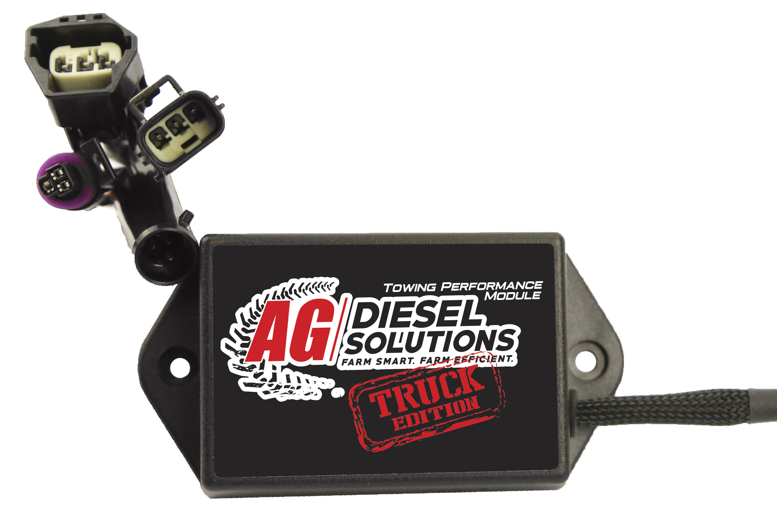 22000_Ag Diesel Solutions Electronic Performance Module for 04 - 07 6.0L Powerstroke Engines
