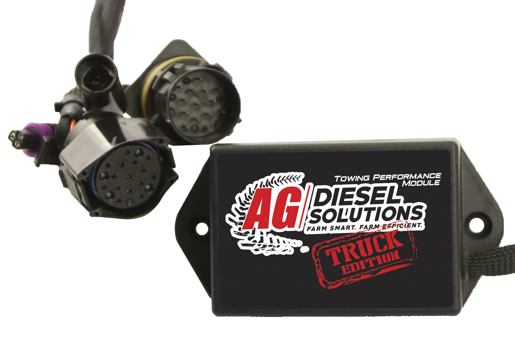 22100_Ag Diesel Solutions Electronic Performance Module for 08 - 10 6.4L Powerstroke Engines