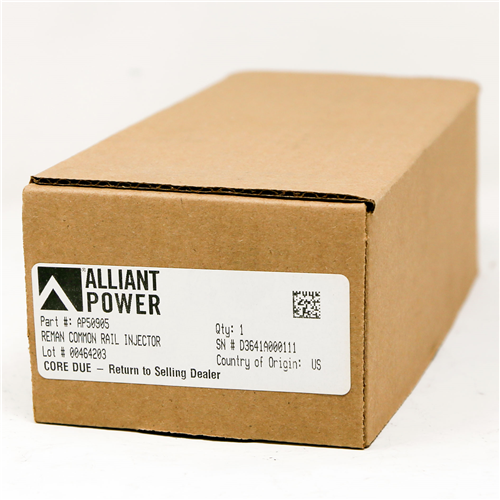 AP50905_Alliant Power Remanufactured Common Rail Injector