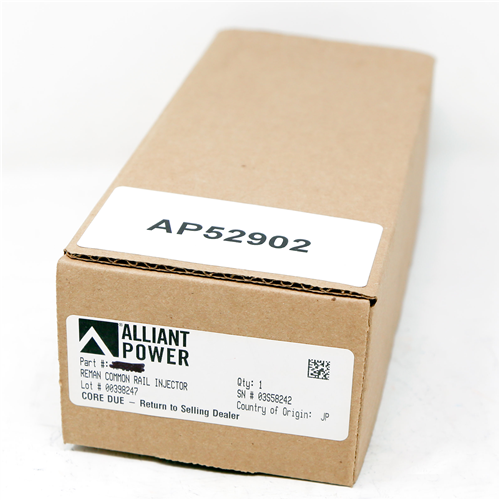 AP52902_Alliant Power Remanufactured Common Rail Injector