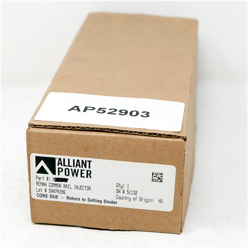 AP52903_Alliant Power Remanufactured Common Rail Injector