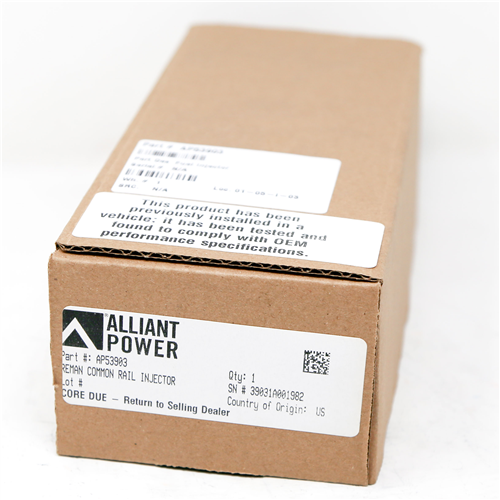 AP53903_Alliant Power Remanufactured Common Rail Injector