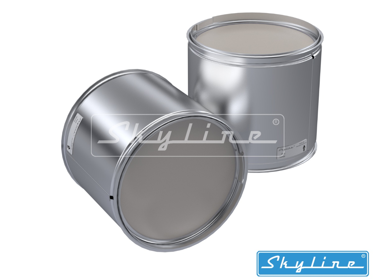 MN1003-C_Skyline Diesel Particulate Filter (DPF). Includes Gasket and Clamp