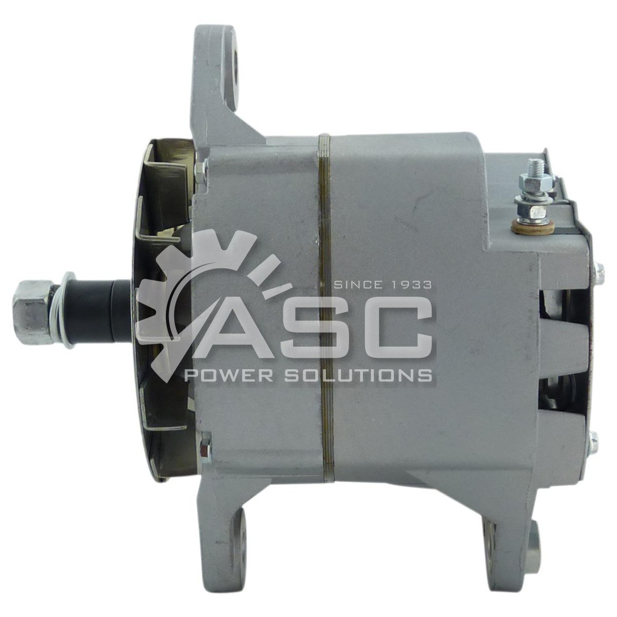 A121764_ASC, Alternator, 24V, 45 Amp, IR, EF, Bi, V1, 57MM, Delco, 20SI, Reman