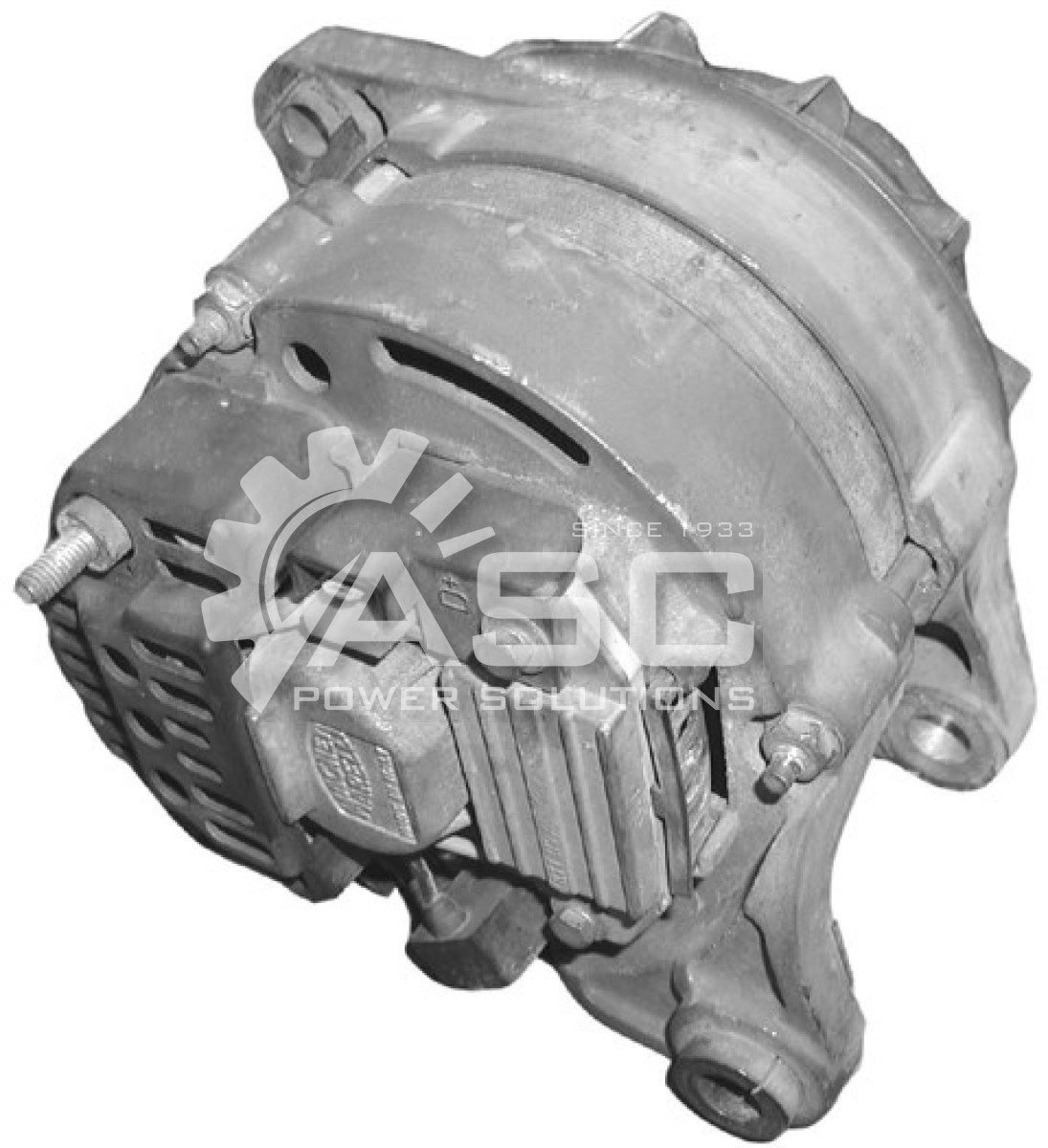 A411047_ASC, Alternator, 12V, 65 Amp, IR, Marelli, Reman