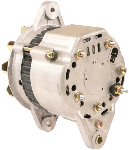 A441061_ASC, Alternator, 12V, 35 Amp, IR, EF, CW, 69MM, Hitachi, Reman