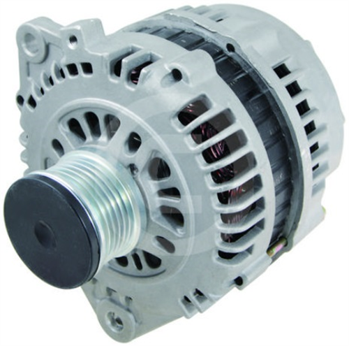 A441361_ASC, Alternator, 12V, 110 Amp, IR, IF, CW, S6, Hitachi, Reman