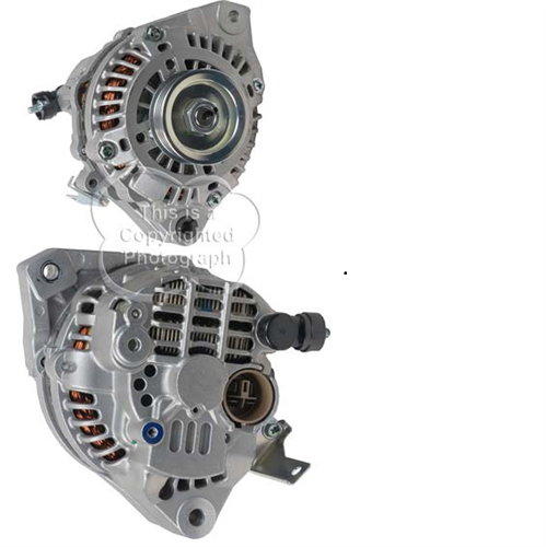 A481789N_ASC, Alternator, 12V, 90 Amp, IR, CW, Mitsubishi, New