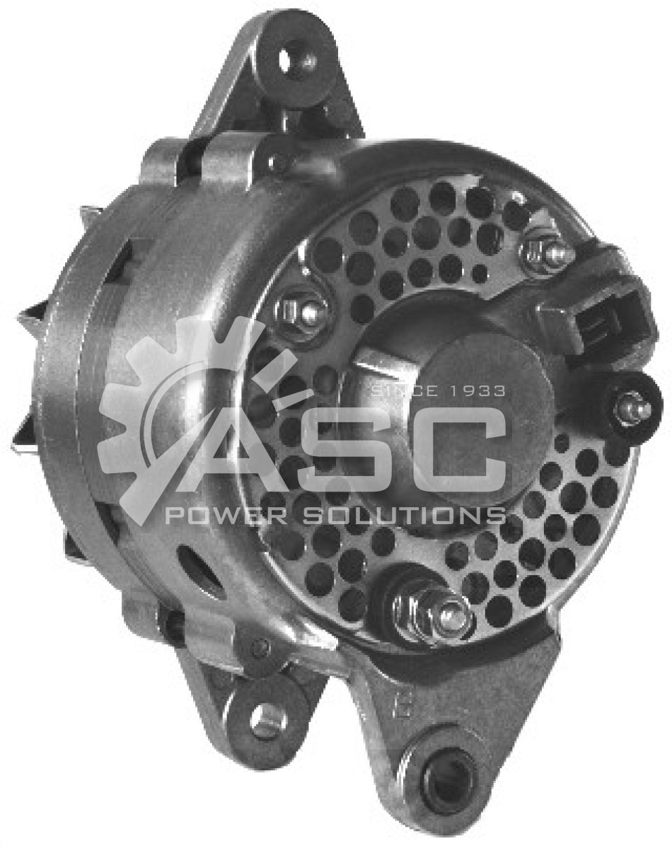 A521020_ASC, Alternator, 12V, 35 Amp, ER, CW, DENSO, Reman