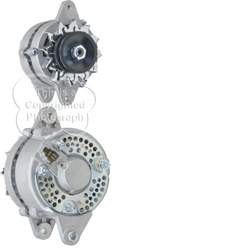 A521046N_ASC, Alternator, 12V, 35 Amp, ER, EF, CCW, V1, 69MM, DENSO, New