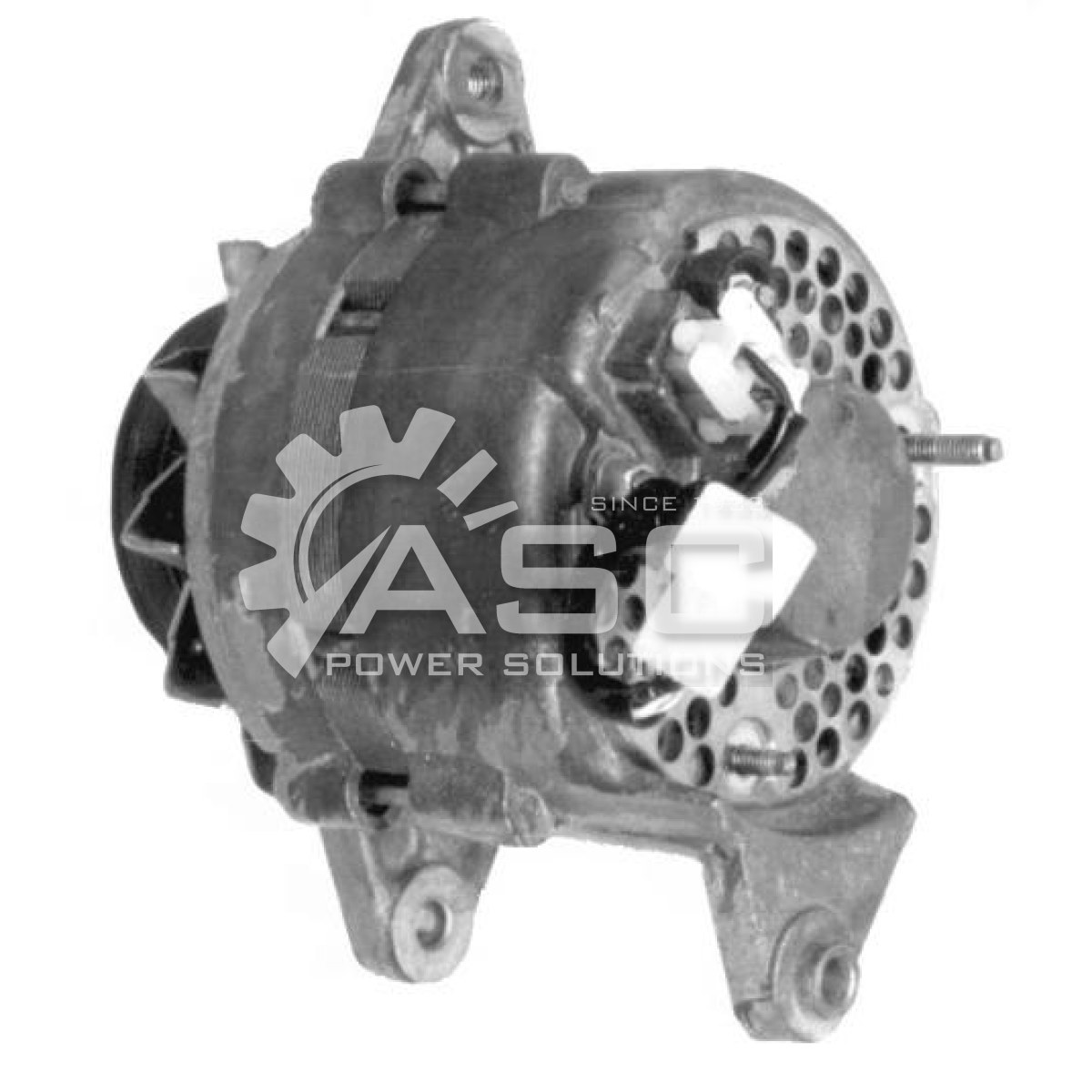A521047_ASC, Alternator, 12V, 35 Amp, ER, CW, V1, DENSO, Reman