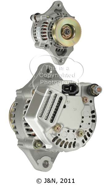 A521140N_ASC, Alternator, 12V, 40 Amp, IR, IF, DENSO, New