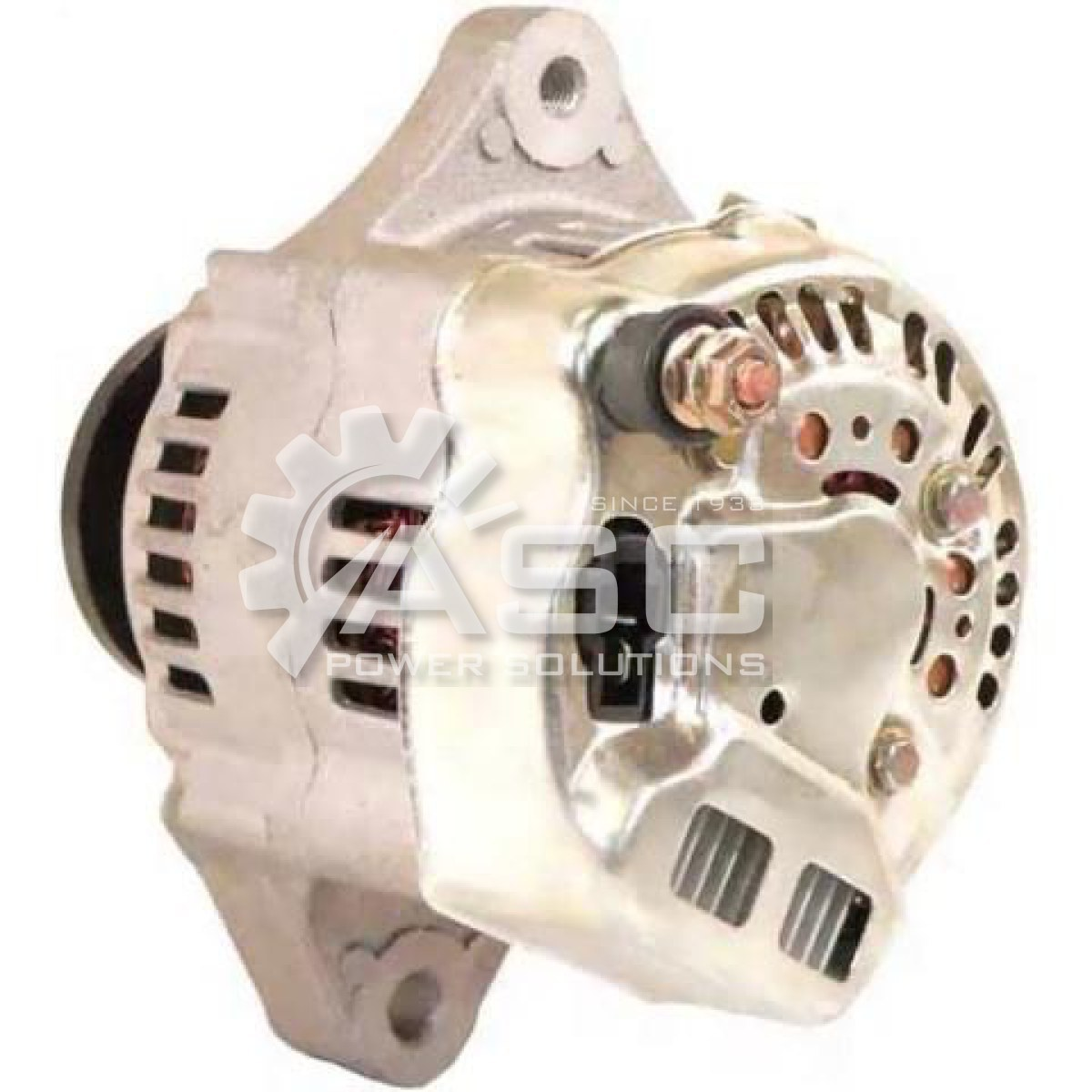 A521149_ASC, Alternator, 12V, 30 Amp, IR, IF, CW, 63MM, DENSO, Reman