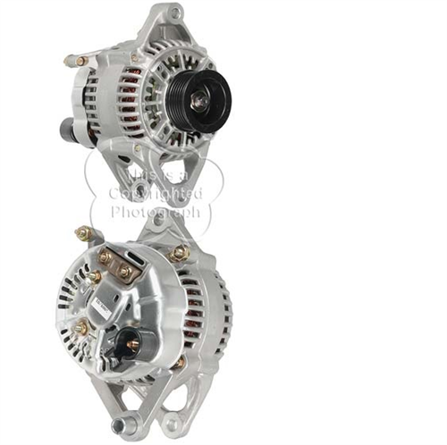 A521191N_ASC, Alternator, 12V, 90 Amp, ER, IF, CW, S5, 65MM, DENSO, New