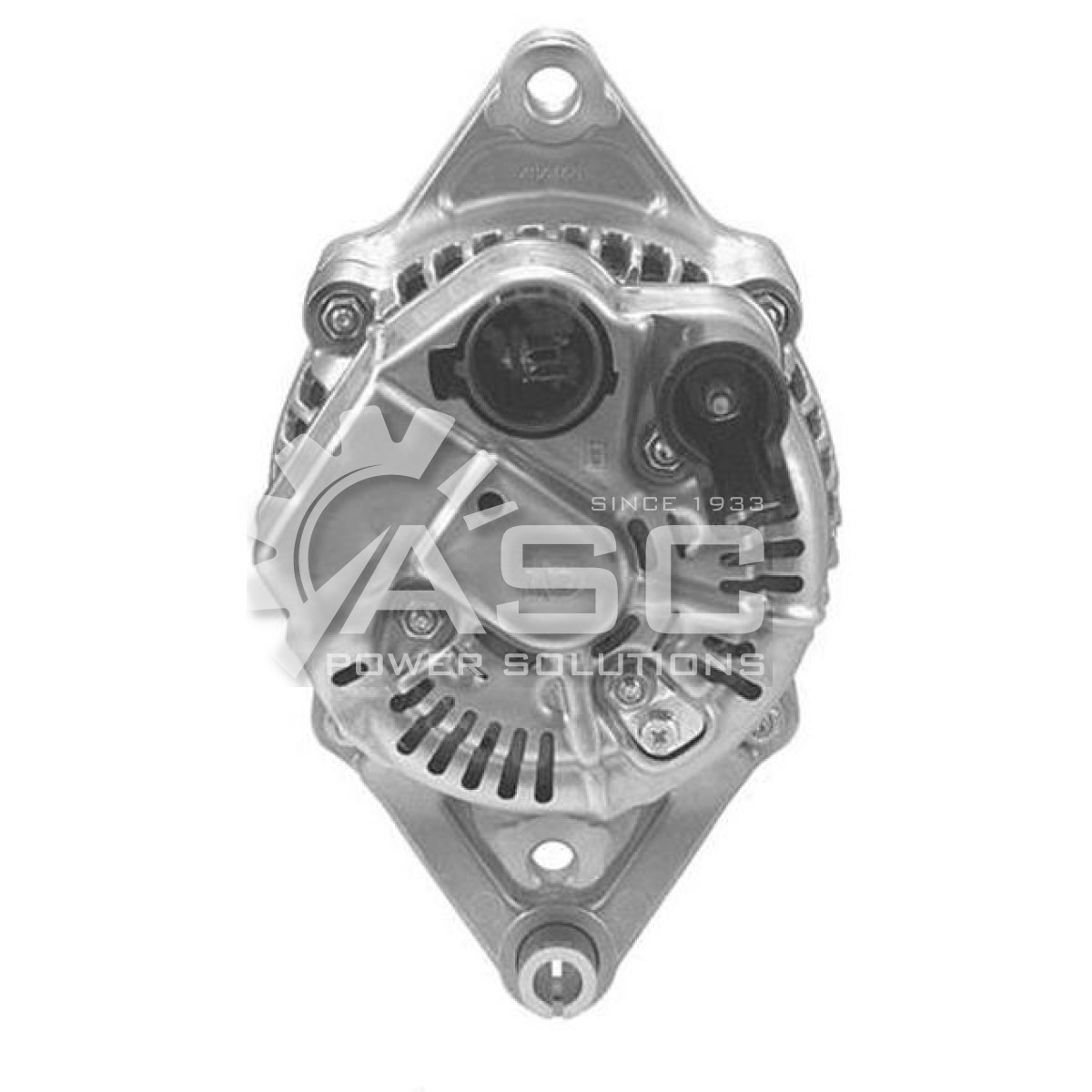 A521236_ASC, Alternator, 12V, 90 Amp, ER, IF, CW, S6, 57MM, DENSO, Reman