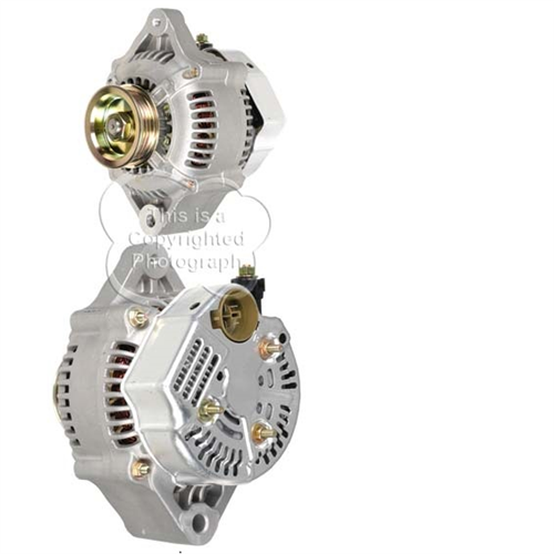 A521340N_ASC, Alternator, 12V, 70 Amp, IR, IF, CCW, S4, 60MM, DENSO, New