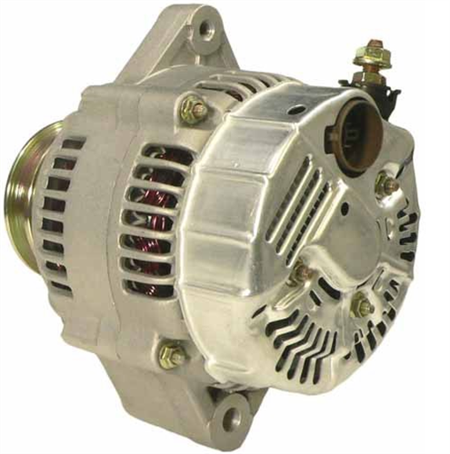 A521376_ASC, Alternator, 12V, 120 Amp, IR, IF, CW, V2, 81MM, DENSO, Reman