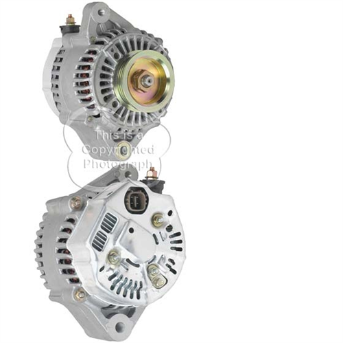 A521513N_ASC, Alternator, 12V, 95 Amp, IR, IF, CCW, S4, 65MM, DENSO, New