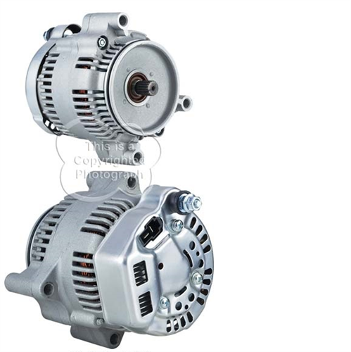 A521737N_ASC, Alternator, 12V, 40 Amp, IR, DENSO, New