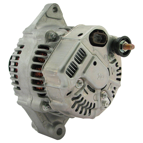 A521904_ASC, Alternator, 12V, 90 Amp, IR, CW, DENSO, Reman