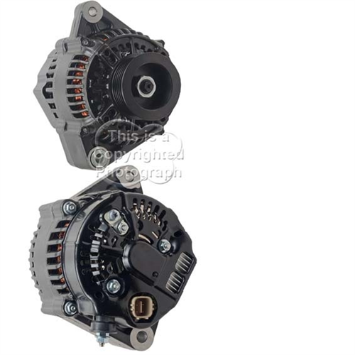 A522010N_ASC, Alternator, 12V, 90 Amp, IR, DENSO, New