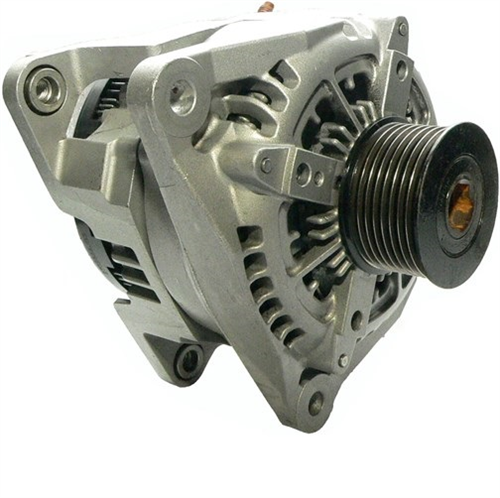 A522220_ASC, Alternator, 12V, 220 Amp, IR, IF, CW, S8, DENSO, Reman