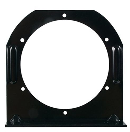 BK45BB_OPTRONICS BK45BB Steel Mounting Bracket for 4 in. Lights Powder Coated Black