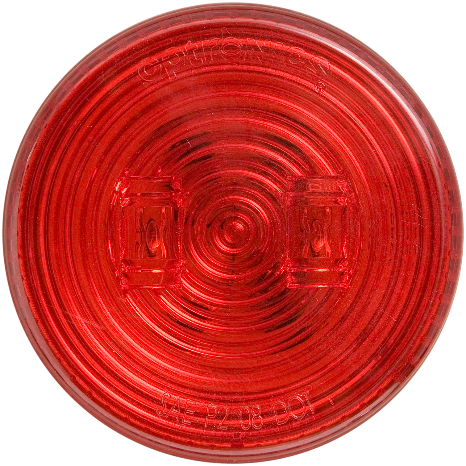 MCL527RB_OPTRONICS MCL 527RB Marker Clearance Light for Grommet Mount