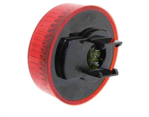 MCL56RMB_OPTRONICS MCL56RMB Red Marker Clearance Light for Grommet Mount Weathertight Connection