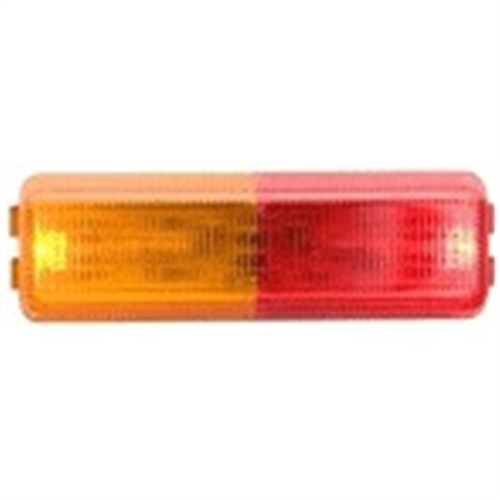 MCL61ARB_OPTRONICS MCL61ARB LED Dual Red & Yellow Fender Lights