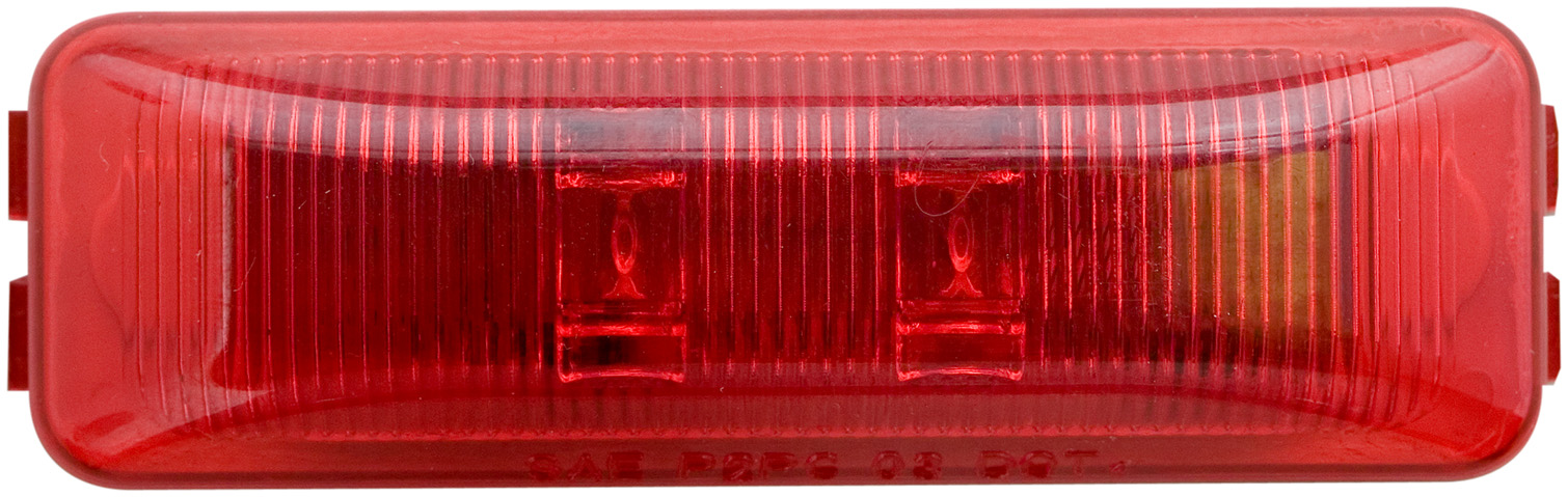 MCL61RB_OPTRONICS MCL61RB Red Marker Clearance Light