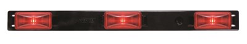 MCL83RB_OPTRONICS MCL83RB Red Identification Light Bar