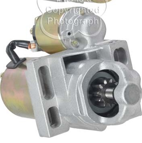 S121500N_ASC, Starter, 12V, 11T, CW, PMGR, 1.7KW, Delco, New