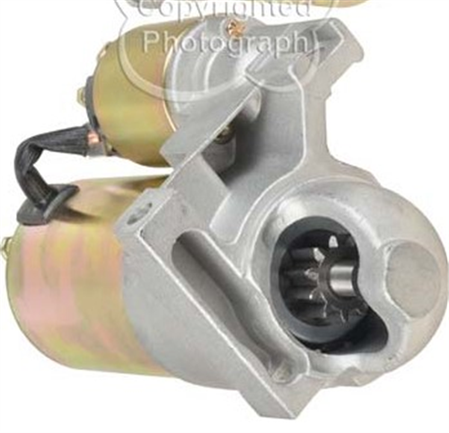 S121503N_ASC, Starter, 12V, 11T, CW, PMGR, 1.6KW, Delco, New