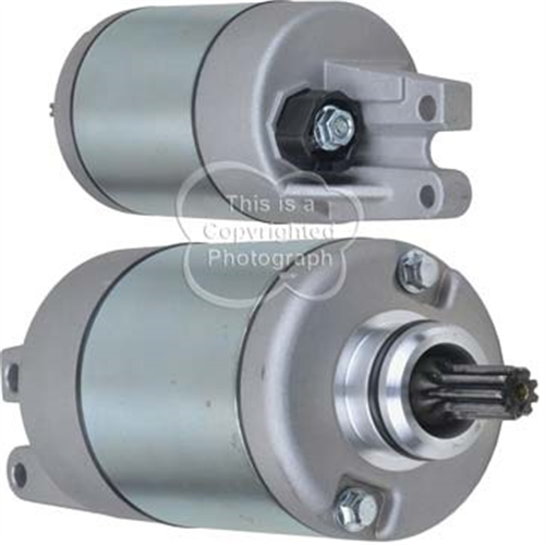 S221225N_ASC, Starter, 12V, CCW, PMDD, Misc North American, New