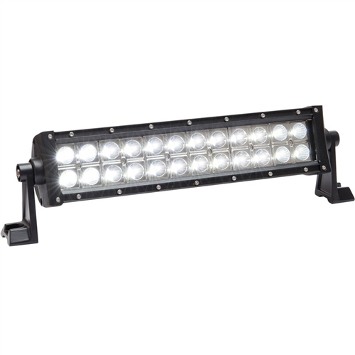 UCL21CB_OPTRONICS UCL21CB LED 13 in. Sot and Flood Light Bar Color Window Box