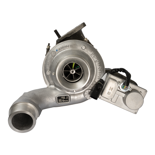 12639900003_Turbocharger