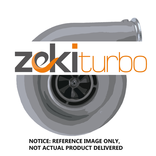 T5180-02_ZEKI Turbocharger Super Core