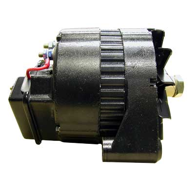 110-560_Prestolite Leece Neville New Alternator 8MR Series Spool Mount type 12V 105A