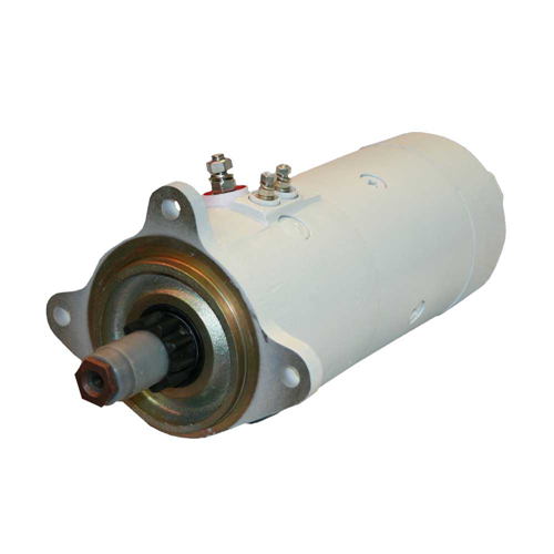 1327A031_Pretolite Leece Neville New Starter Motor Prestolite Electric S115 12V 10T 8/10 DP Pinion Pitch 3.6KW  With Wet Clutch