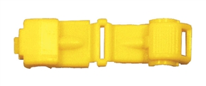 160488-025_Quick Cable 160488-025 12-10 Gauge PVC Solderless T-Tap Connector Yellow Package of 25
