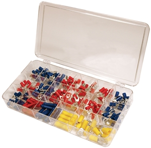 160900-2001_Quick Cable 160900-2001 PVC Solderless Terminal Kit 175 Pieces Package of 1