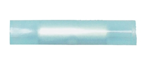 163280-050_Quick Cable 163280-050 16-14 Gauge Premium Nylon Butt Connector Blue Package of 50