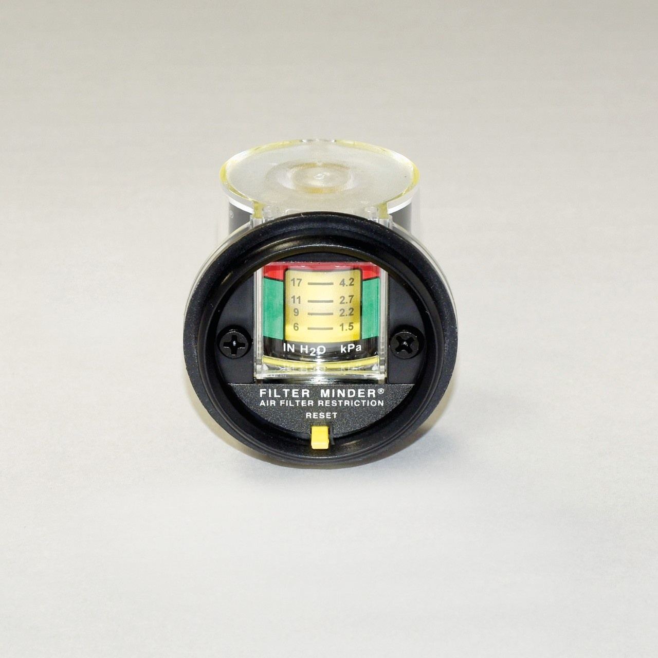 168501-00220_Donaldson Air Filter Resistance Indicator 20 in limit