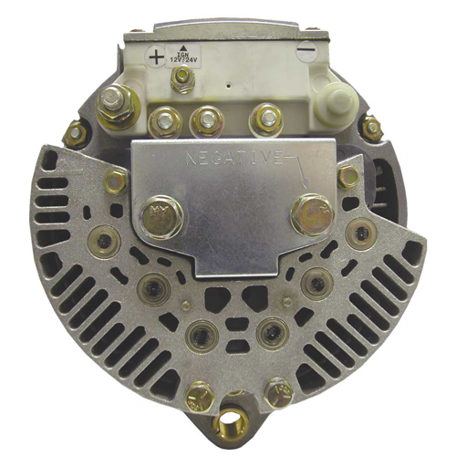 4743JB_Prestolite Leece Neville New Alternator 4000 Series J180 Mount type 24V 200A