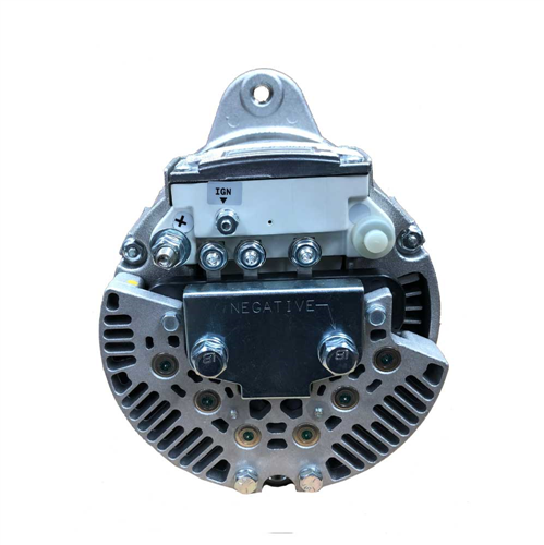 4871JB_Prestolite Leece Neville New Alternator 4000 Series J180 Mount type 12V 270A